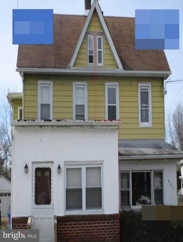 201 S Academy Street, GLASSBORO, NJ 08028 (#NJGL254852) :: Scott Kompa Group