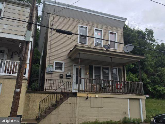 164 W Railroad Street, POTTSVILLE, PA 17901 (#PASK129790) :: The Heather Neidlinger Team With Berkshire Hathaway HomeServices Homesale Realty