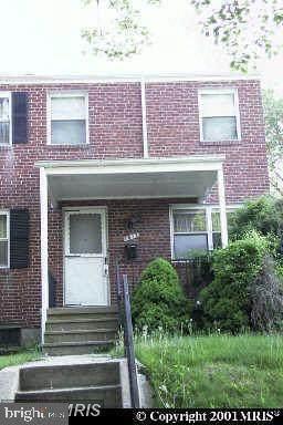 1812 E Woodbourne Avenue, BALTIMORE, MD 21239 (#MDBA500752) :: The Bob & Ronna Group
