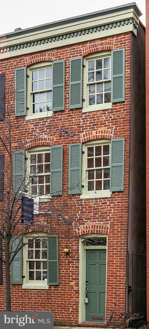 143 W Montgomery Street, BALTIMORE, MD 21230 (#MDBA500974) :: Jim Bass Group of Real Estate Teams, LLC