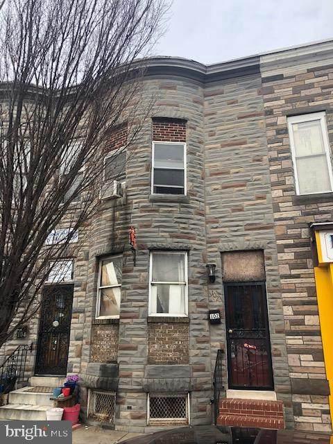 102 S Highland Avenue, BALTIMORE, MD 21224 (#MDBA501034) :: The Vashist Group