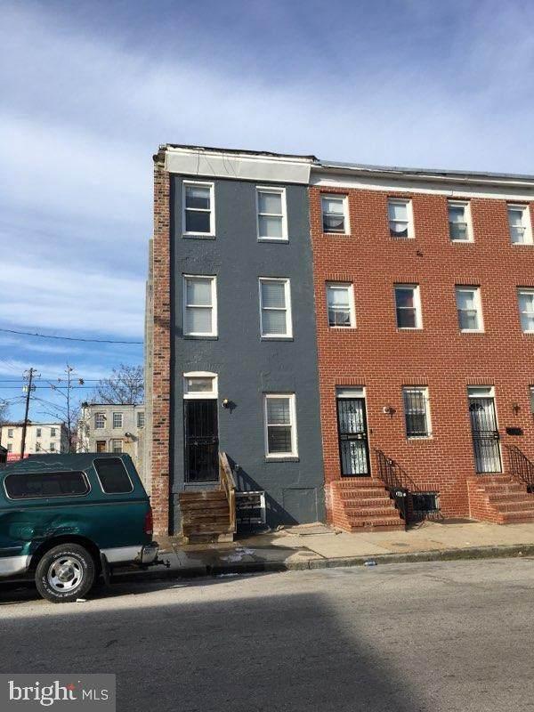1816 Mchenry Street, BALTIMORE, MD 21223 (#MDBA501088) :: Jim Bass Group of Real Estate Teams, LLC