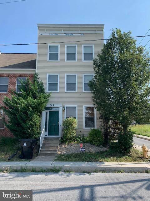 1621 Fulton St, HARRISBURG, PA 17102 (#PADA119450) :: The Joy Daniels Real Estate Group