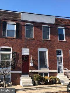 714 S Eaton Street, BALTIMORE, MD 21224 (#MDBA501288) :: Gail Nyman Group