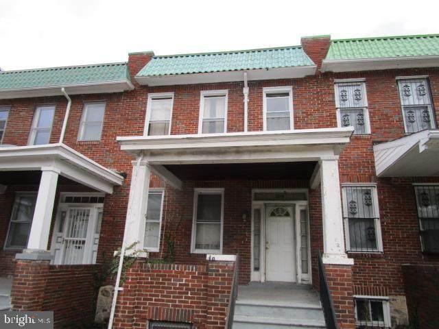1605 Saint Stephens Street, BALTIMORE, MD 21216 (#MDBA501332) :: ExecuHome Realty