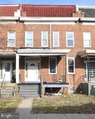 3816 W Garrison Avenue, BALTIMORE, MD 21215 (#MDBA501512) :: The Kenita Tang Team