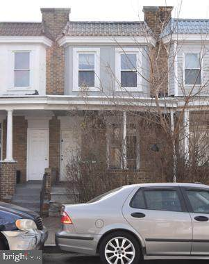 2823 W Mulberry Street, BALTIMORE, MD 21223 (#MDBA501566) :: The Licata Group/Keller Williams Realty