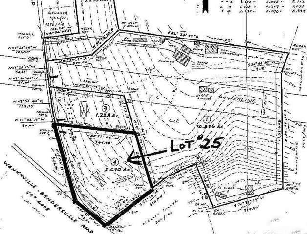 LOT 25 Bendersville Wenksvill Road, ASPERS, PA 17304 (#PAAD110632) :: Bob Lucido Team of Keller Williams Integrity