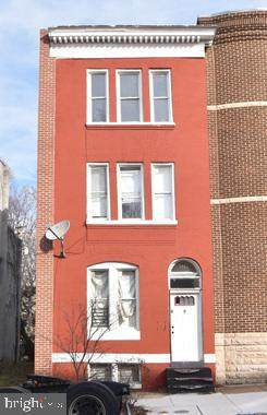 1214 W Lanvale Street, BALTIMORE, MD 21217 (#MDBA501600) :: ExecuHome Realty
