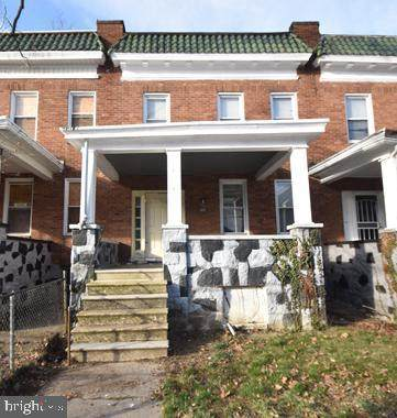 4914 Queensberry Avenue, BALTIMORE, MD 21215 (#MDBA501602) :: Homes to Heart Group