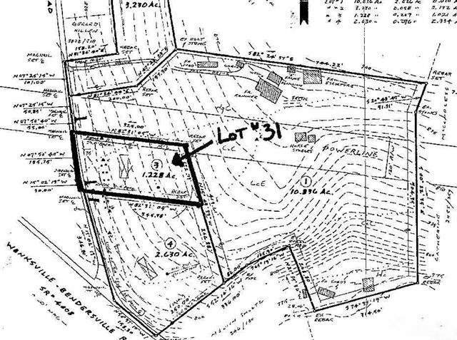 Lot 31 Bendersville-Wenksville Road, ASPERS, PA 17304 (#PAAD110634) :: Bob Lucido Team of Keller Williams Integrity