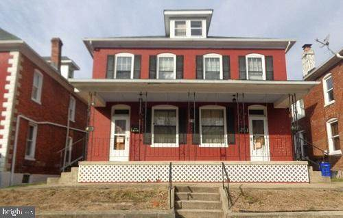 417-415 Mcdowell Avenue, HAGERSTOWN, MD 21740 (#MDWA170936) :: Bruce & Tanya and Associates