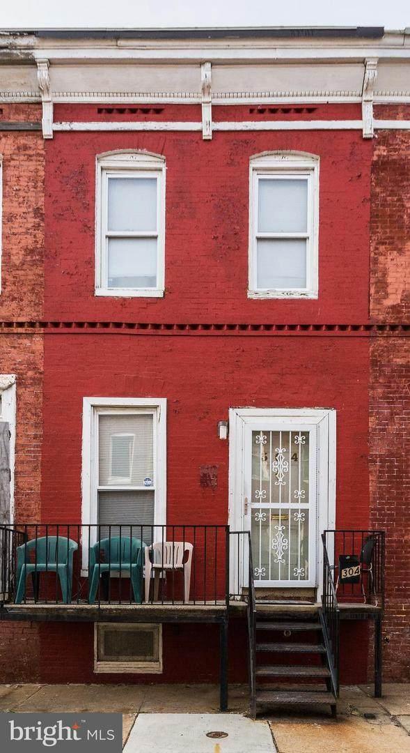 304 N Bruce Street, BALTIMORE, MD 21223 (#MDBA501770) :: John Smith Real Estate Group
