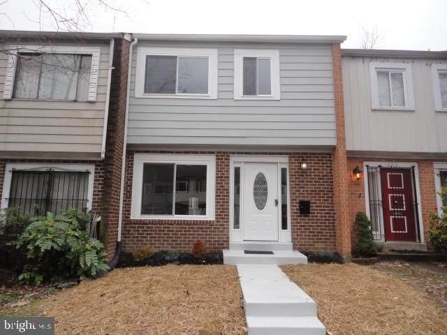 226 Newcomb Street SE, WASHINGTON, DC 20032 (#DCDC459934) :: Advon Group