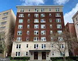 1954 Columbia Road NW #512, WASHINGTON, DC 20009 (#DCDC460016) :: The Daniel Register Group