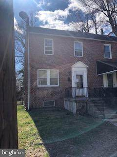 615 Winston Avenue, BALTIMORE, MD 21212 (#MDBA502276) :: AJ Team Realty