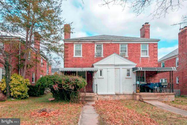 1508 Kingsway Road, BALTIMORE, MD 21218 (#MDBA503472) :: AJ Team Realty