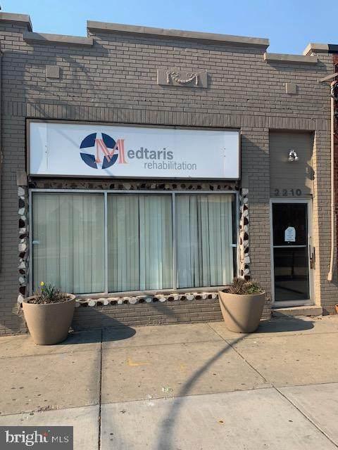 2210 NE Rhode Island Avenue NE, WASHINGTON, DC 20018 (#DCDC461546) :: Talbot Greenya Group