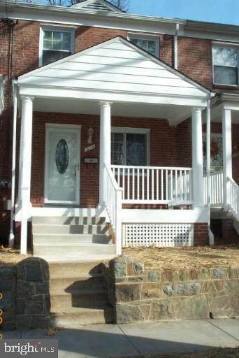 3116 M Place SE, WASHINGTON, DC 20019 (#DCDC461584) :: ExecuHome Realty