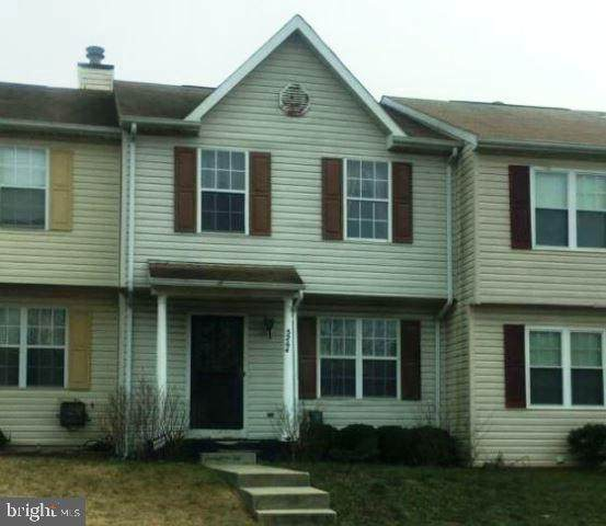 5264 Daventry Terrace, DISTRICT HEIGHTS, MD 20747 (#MDPG562098) :: SURE Sales Group