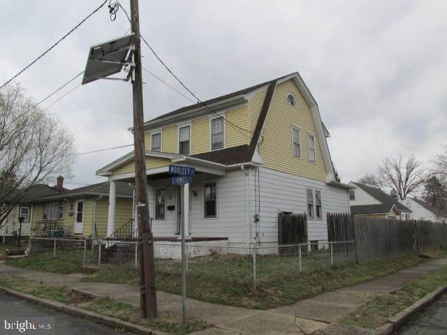 722 E Howell Street, TRENTON, NJ 08610 (#NJME293430) :: Bob Lucido Team of Keller Williams Integrity