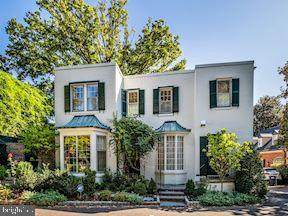 1601 Caton Place NW, WASHINGTON, DC 20007 (#DCDC462260) :: The Miller Team