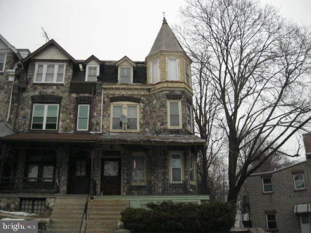 245 Clymer Street, READING, PA 19602 (#PABK356288) :: Iron Valley Real Estate