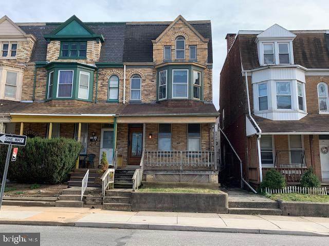 754 W King Street, YORK, PA 17401 (#PAYK135624) :: The Joy Daniels Real Estate Group