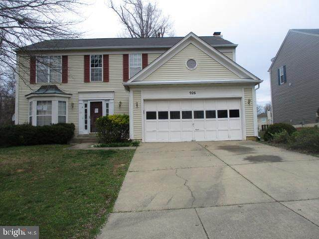 926 Chatsworth Drive, ACCOKEEK, MD 20607 (#MDPG563312) :: The Gus Anthony Team