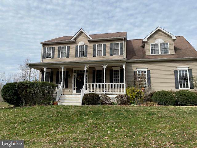 24323 Oak Forest Drive, RAPIDAN, VA 22733 (#VACU141046) :: The Daniel Register Group