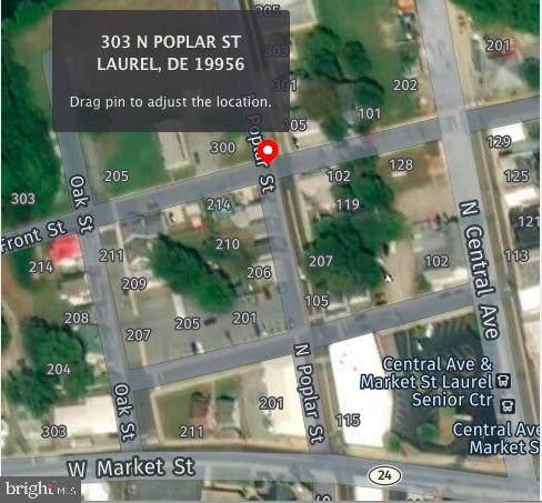 303 N Poplar Street, LAUREL, DE 19956 (#DESU158684) :: RE/MAX Coast and Country