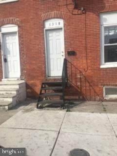 1318 W Pratt Street, BALTIMORE, MD 21223 (#MDBA505286) :: Bic DeCaro & Associates