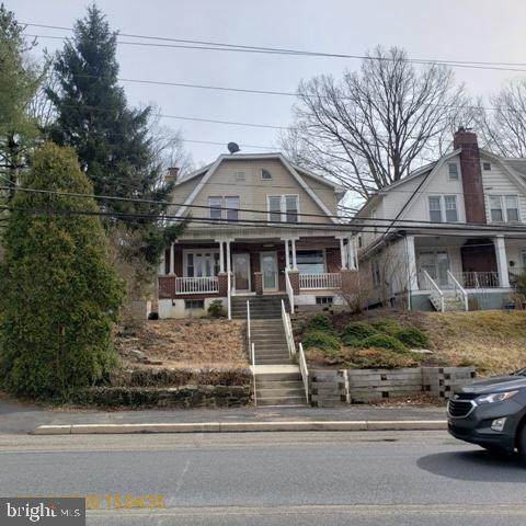 2331 W Market Street, POTTSVILLE, PA 17901 (#PASK130304) :: Younger Realty Group