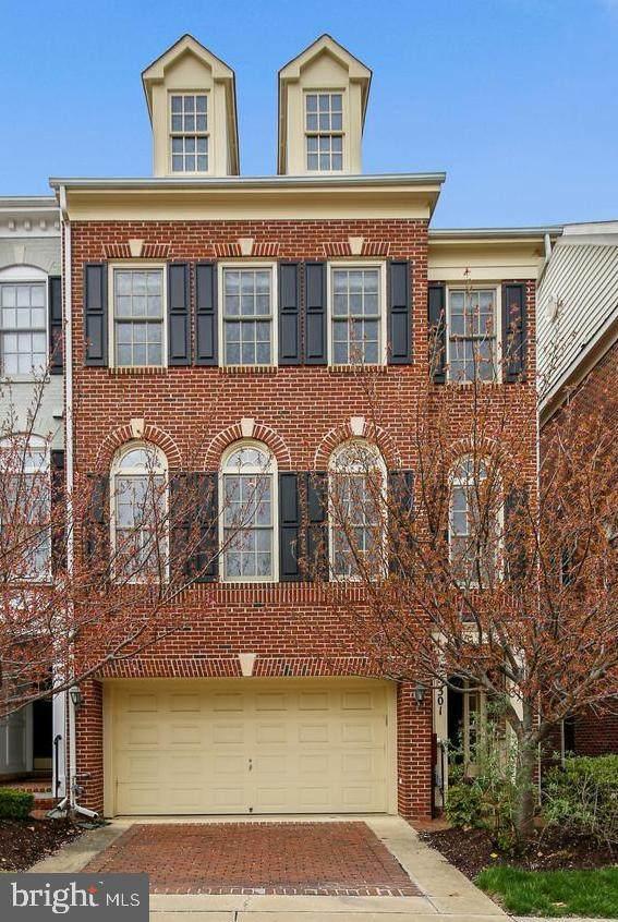 301 Oak Knoll Terrace, ROCKVILLE, MD 20850 (#MDMC701632) :: The Putnam Group