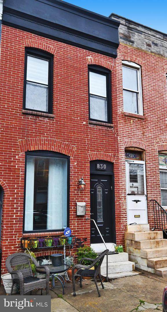 830 S Milton Avenue, BALTIMORE, MD 21224 (#MDBA505728) :: Bruce & Tanya and Associates