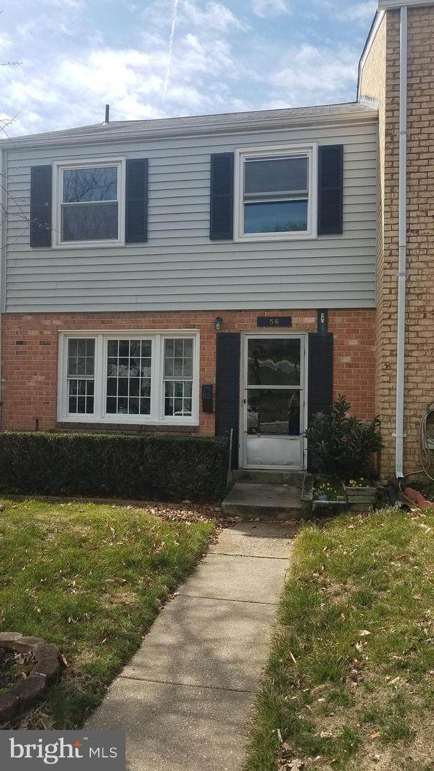 56 Orchard Drive, GAITHERSBURG, MD 20878 (#MDMC702068) :: Revol Real Estate