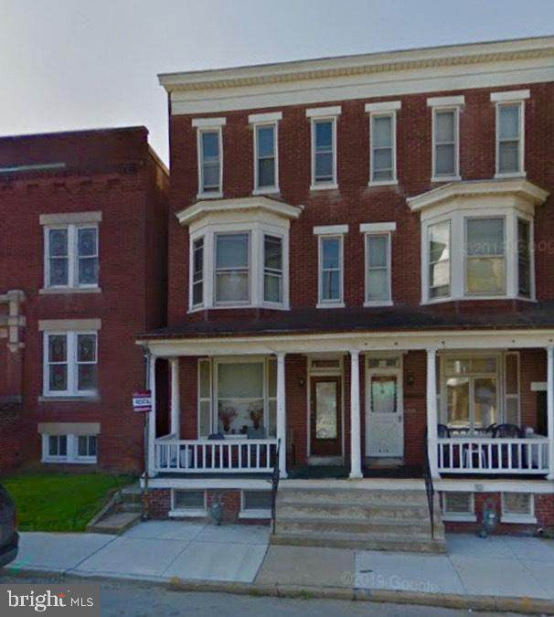 816 W Princess Street, YORK, PA 17401 (#PAYK135918) :: Century 21 Dale Realty Co