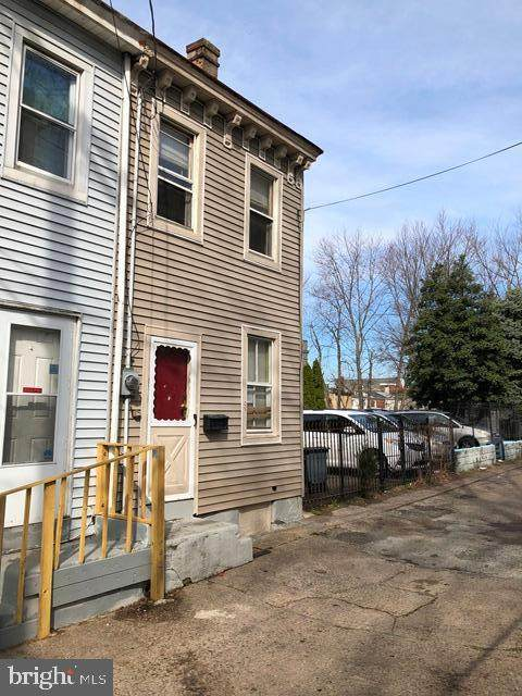 87 Hustons Alley, TRENTON, NJ 08611 (#NJME293924) :: Keller Williams Realty - Matt Fetick Team