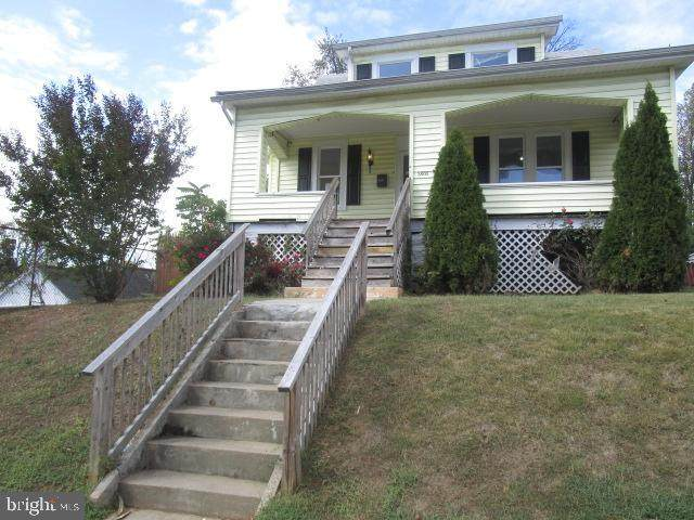 3600 Plateau Avenue, BALTIMORE, MD 21207 (#MDBA505880) :: Network Realty Group