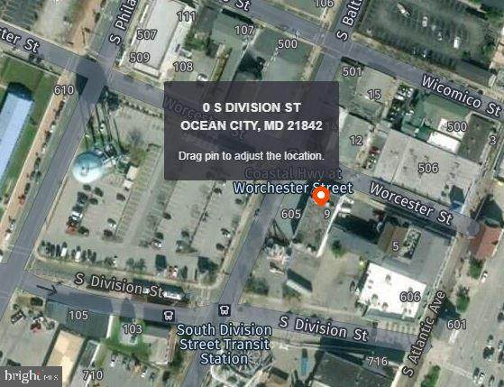 0 S Division Street, OCEAN CITY, MD 21842 (#MDWO113158) :: The Licata Group/Keller Williams Realty