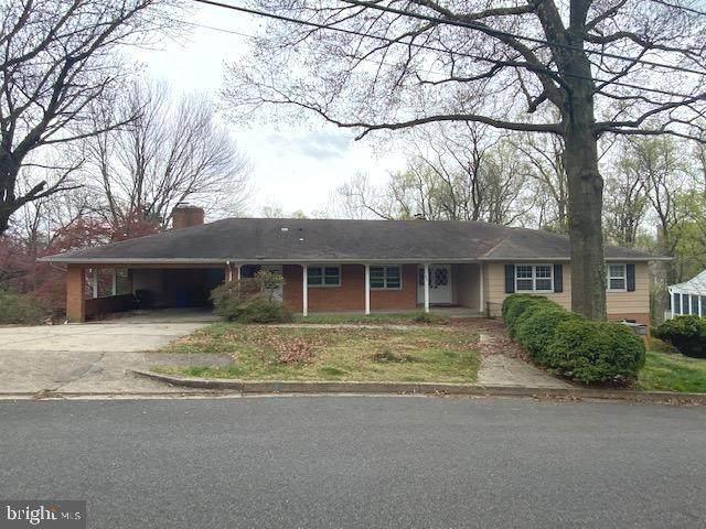 2500 23RD Road N, ARLINGTON, VA 22207 (#VAAR160960) :: Jacobs & Co. Real Estate