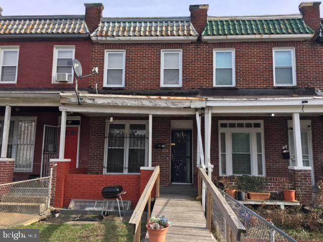 65 S Morley Street, BALTIMORE, MD 21229 (#MDBA505958) :: Shamrock Realty Group, Inc
