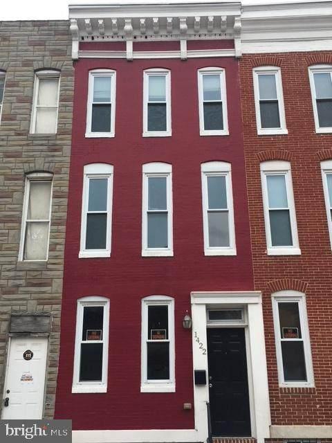 1422 N Mount Street, BALTIMORE, MD 21217 (#MDBA505976) :: Jim Bass Group of Real Estate Teams, LLC