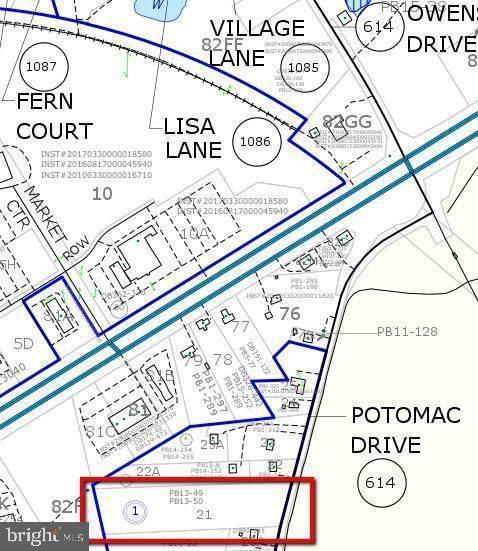 Potomac Drive, KING GEORGE, VA 22485 (#VAKG119320) :: EXP Realty