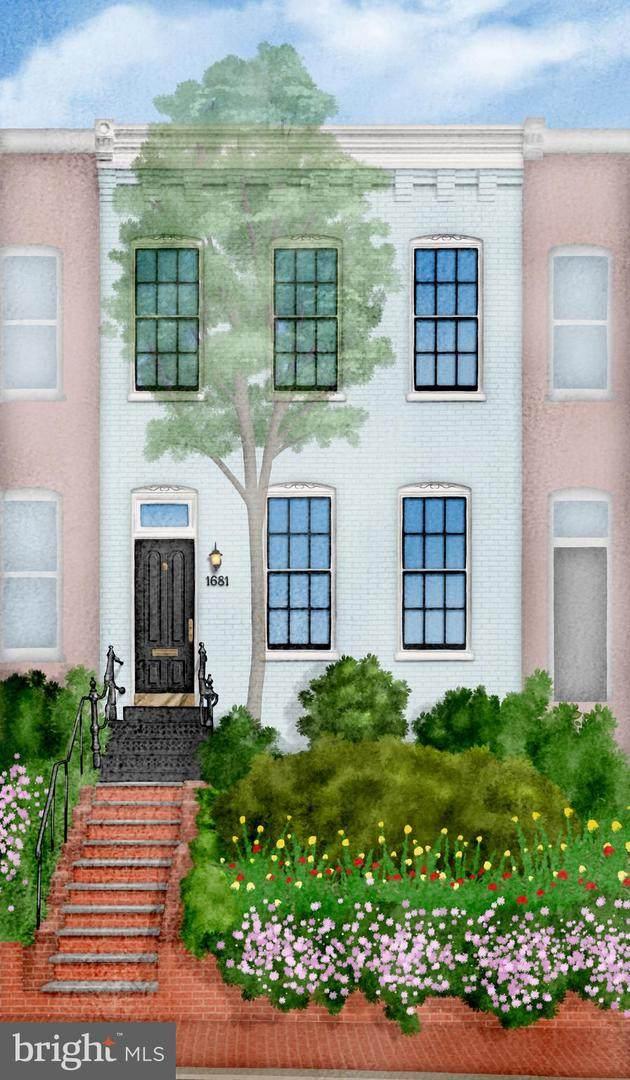 1681 32ND Street NW, WASHINGTON, DC 20007 (#DCDC464476) :: Seleme Homes