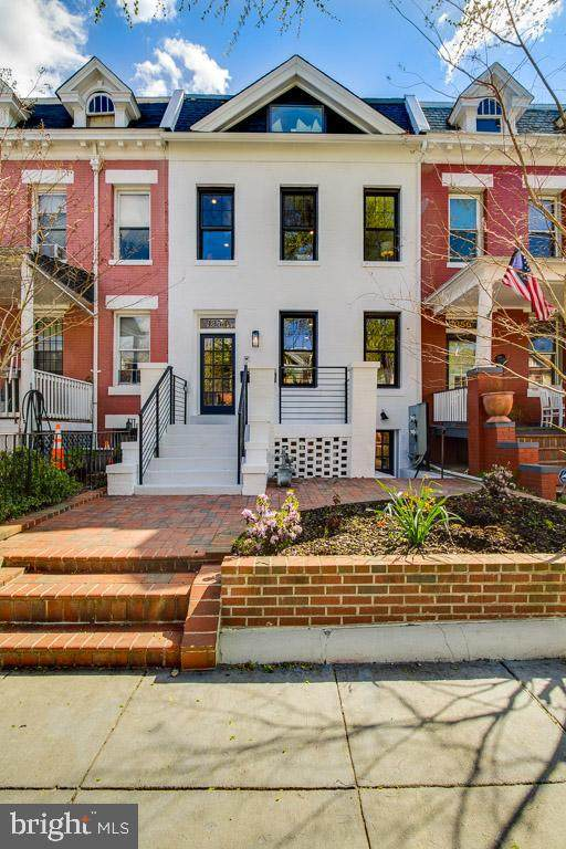 1354 Meridian Place NW #2, WASHINGTON, DC 20010 (#DCDC464478) :: Coleman & Associates