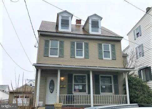 606 N 2ND Street, MINERSVILLE, PA 17954 (#PASK130348) :: Ramus Realty Group