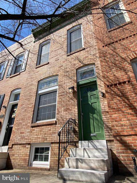 910 S Linwood Avenue, BALTIMORE, MD 21224 (#MDBA506424) :: The Dailey Group