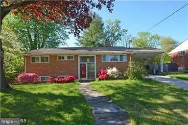5933 Rossmore Drive, BETHESDA, MD 20814 (#MDMC702870) :: Jim Bass Group of Real Estate Teams, LLC