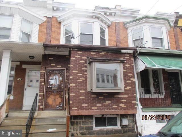 243 N 60TH Street, PHILADELPHIA, PA 19139 (#PAPH887564) :: Nexthome Force Realty Partners